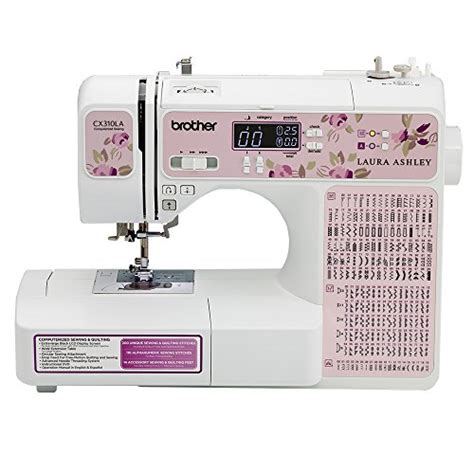 best sewing machine for quilting limited edition cx310la computerized