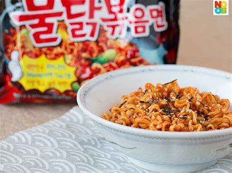 Samyang Spicy Fried Chicken Ramyun  Noob Cook Recipes