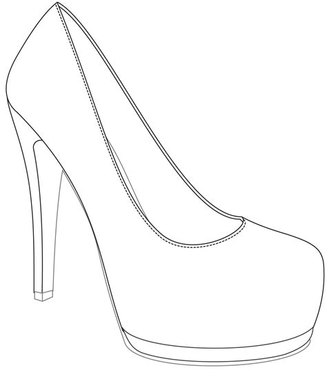 shoe template design win your wedding shoes with if 183 rock n roll