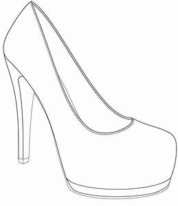 shoe template printable new calendar template site With shoe drawing template