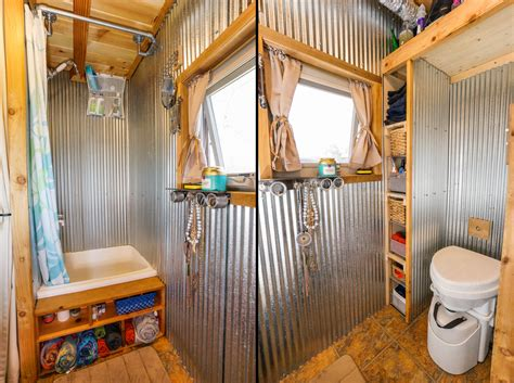 Tile For Bathroom Walls And Floor by How To Mix Styles In Tiny Home Interior Design