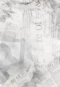 Newspaper watercolor paper texture by vivvien on DeviantArt