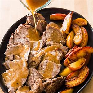 Cider Braised Pork Roast Cook39s Country