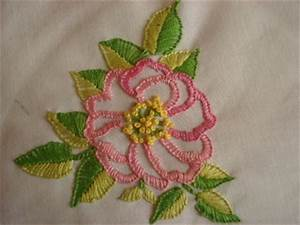 fly stitch » Sarah's Hand Embroidery Tutorials