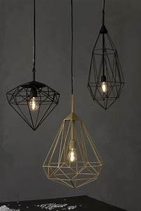 Luminaire Interieur Design : comment utiliser le dor dans son int rieur cr atif ~ Premium-room.com Idées de Décoration