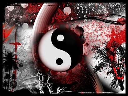 Background Wallpapers Awesome Yin Yang August Difference