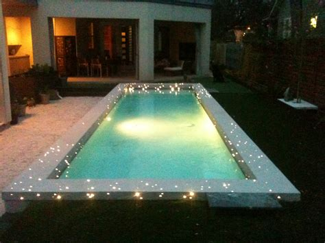 outdoor lighting around pool pools spas