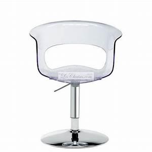 Chaise Bar Reglable : chaise r glable en hauteur miss b et chaises design r glable chaises nice montpellier bordeaux ~ Teatrodelosmanantiales.com Idées de Décoration