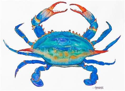 crab colors 1000 ideas about crab painting on crab decor