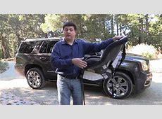 2015 GMC Yukon Chevrolet Tahoe Cadillac Escalade Chevrolet