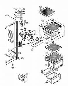 35 Lg Lsc26905tt Parts Diagram