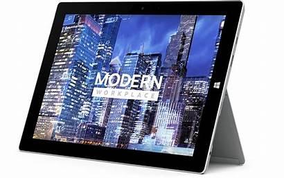 Workplace Modern Microsoft Surface