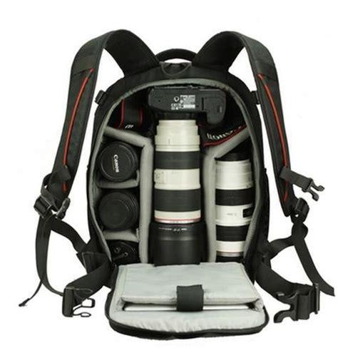 big size professional photography bag  dslr lens
