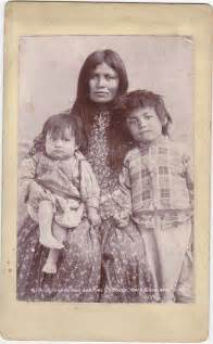 Geronimo's Wife and Children