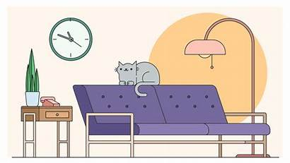 Vector Living Livingroom Vecteezy Clipart Non Edit