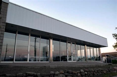Abandoned Bmw Dealership In Canada