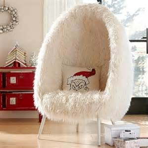 Lounge Chairs For Dorm Rooms by Furlicious Egg Chair Living Room Chairs By Pbteen