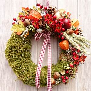Türkranz Herbst Selber Machen : missbellflower nat rliche floristik herbstzauber ~ Watch28wear.com Haus und Dekorationen