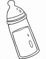Milk Coloring Bottle Water Pages Jug Baby Getcolorings Chocolate Printable Getdrawings Print Colorings sketch template