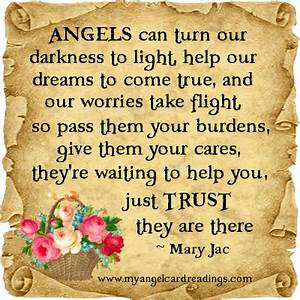 ANGELS QUOTES image quotes at relatably.com