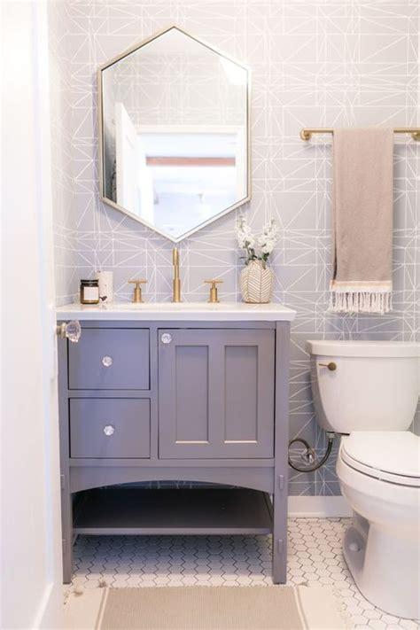 Bold Design Ideas For Small Bathrooms  Small Bathroom Decor