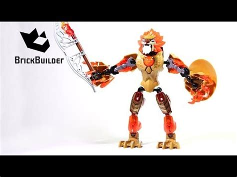 how to make a lava l lego chima 70206 chi laval build and review