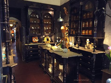 ornamentalist  dream   apothecary