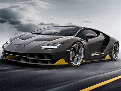 Top 10 Exotic Cars Autobytelcom