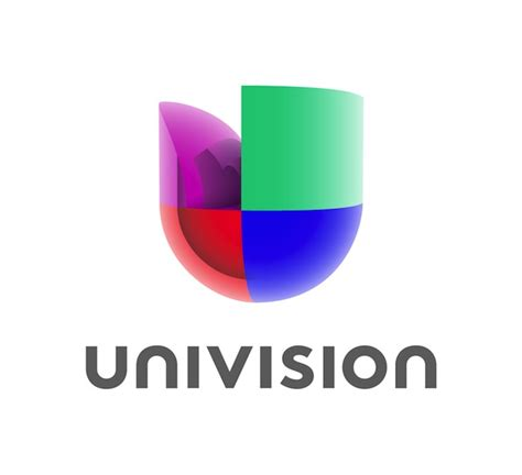 Univision Unveils New Logo And Brand Identity  Media Moves