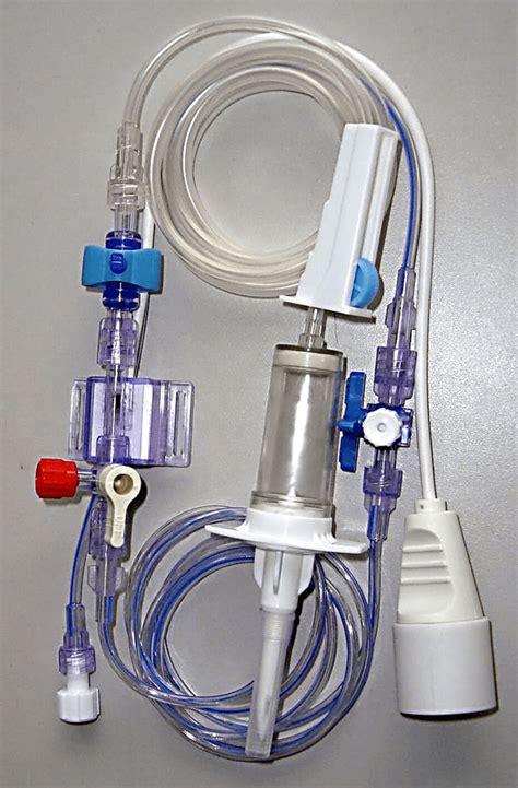 Pressure Transducer Monitor – Meditech Devices