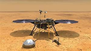 NASA's Mars InSight lander gets set for Monday landing ...