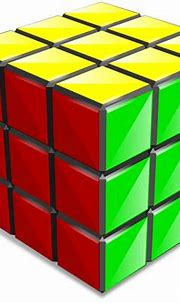 3d Cube PNG, 3d Cube Transparent Background - FreeIconsPNG