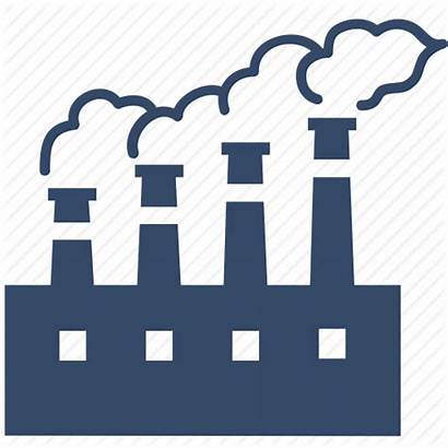 Factory Icon Industry Industrial Clipart Icons Factories