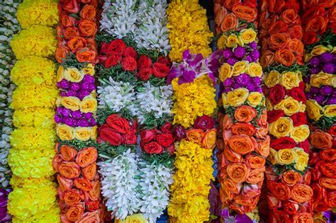 indian bridal flower garland  singapore battered