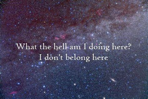 i don\'t belong here quotes tumblr