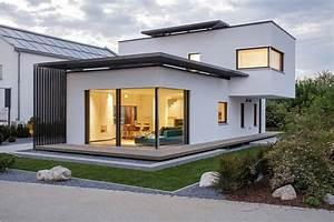 Haus Alleine Bauen : ein plus energie haus bauen und das im fine art stil ~ Articles-book.com Haus und Dekorationen