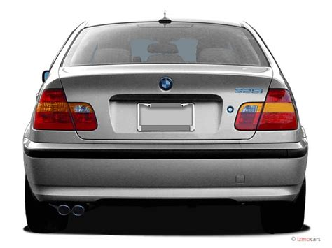 image  bmw  series   door sedan rwd rear exterior view size    type gif