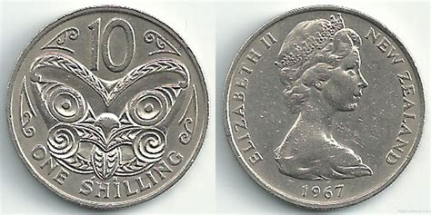 New Zealand Currency, Coins