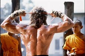 Between the Seats: Rambo marathon: Rambo III rebuttal
