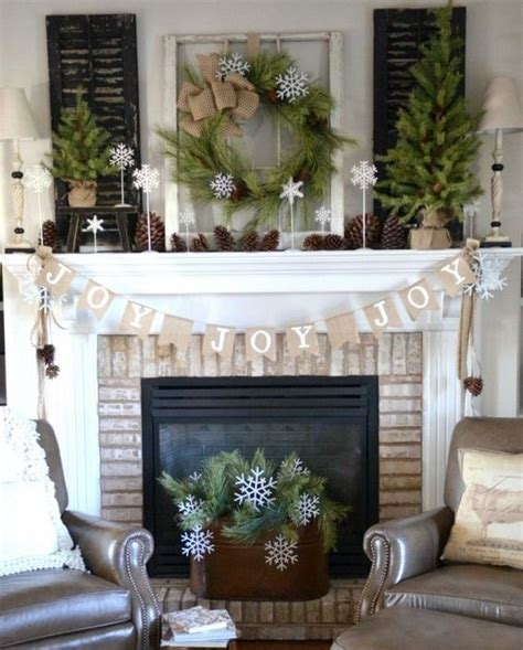 Neutral And Organic Winter Decor Ideas Digsdigs