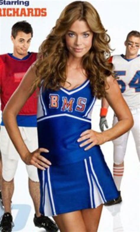 dress blue mountain state cheerleading costume orange