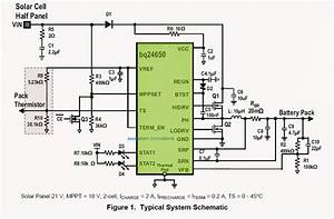 Solar Charging Wiring Diagram