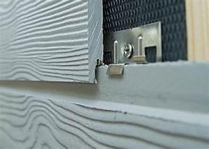 Panneaux Resine Imitation Pierre : bardage eternit cedral c dral classic en fibre ciment et eternit chez pierre et sol fournisseur ~ Melissatoandfro.com Idées de Décoration