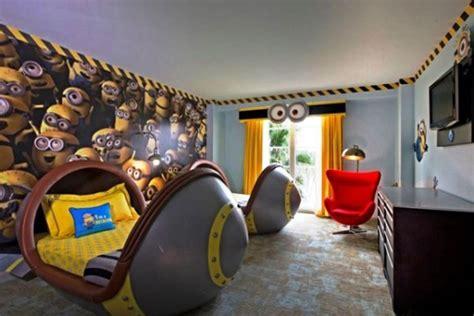 despicable  minion bedrooms