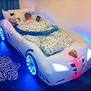 Lit Bed Up : 25 best ideas about car bed on pinterest race car bed ~ Preciouscoupons.com Idées de Décoration