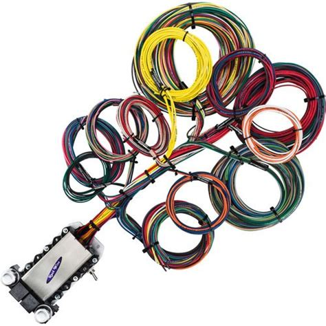 Automotive Wire Harnes Kit by Kwik Wire Electrify Your Ride Auto Restoration Wiring