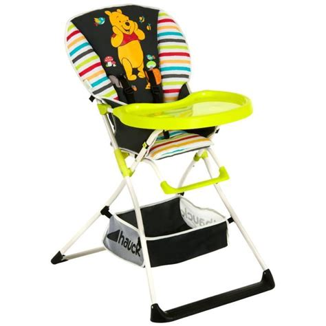 rehausseur de chaise winnie l ourson winnie l 39 ourson chaise haute mac baby noir motif