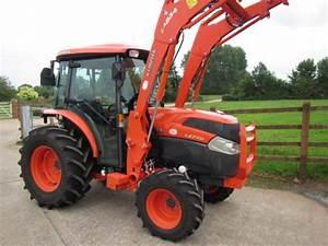 Kubota L5740 Tractor Service Manual Download