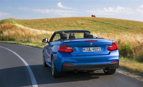 2018 Bmw M235i Convertible Photos Specs And Review Rs