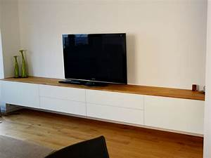 Fernseher Zum Aufhängen : tv sideboard zum aufh ngen inspirierendes design f r wohnm bel ~ Sanjose-hotels-ca.com Haus und Dekorationen